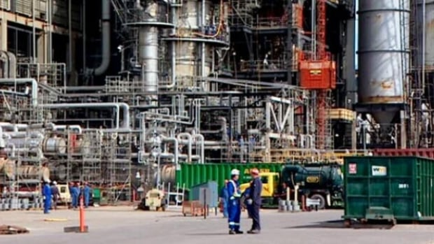 Irving Oil's refinery in east Saint John is one of several heavy industries from which the City of Saint John would like to collect more tax revenue.
