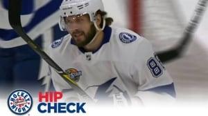 Hip Check: Nikita Kucherov lights the lamp, joins history books