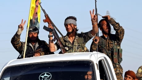 ISIS capital Raqqa falls to Syrian forces