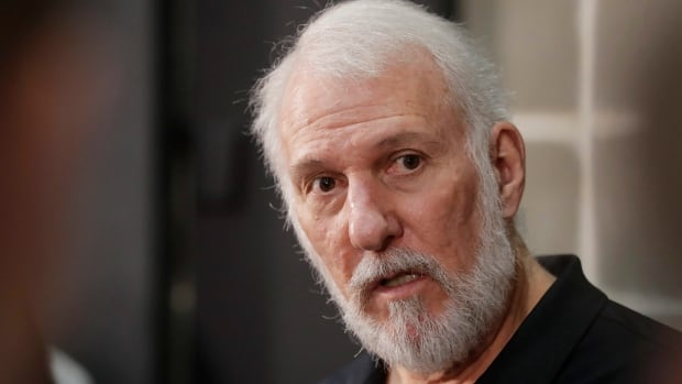 San Antonio Spurs head coach Gregg Popovich called out Donald Trump for the president's latest controversial comments.