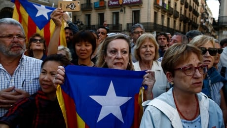 Spain gets favourable ruling from top court on illegality of Catalan independence