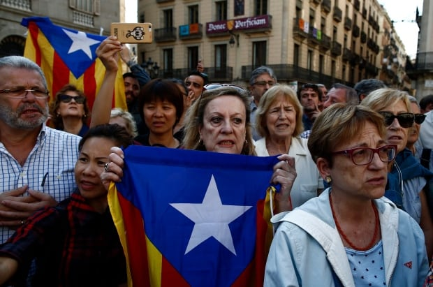 Spain's top court rules independence referendum unconstitutional