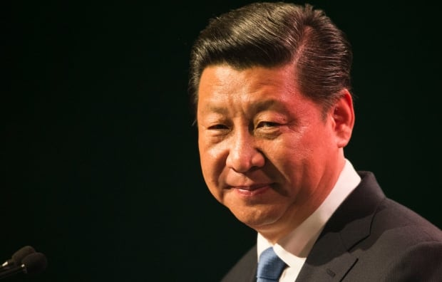 Chinese President Xi Jinping in N.Z.