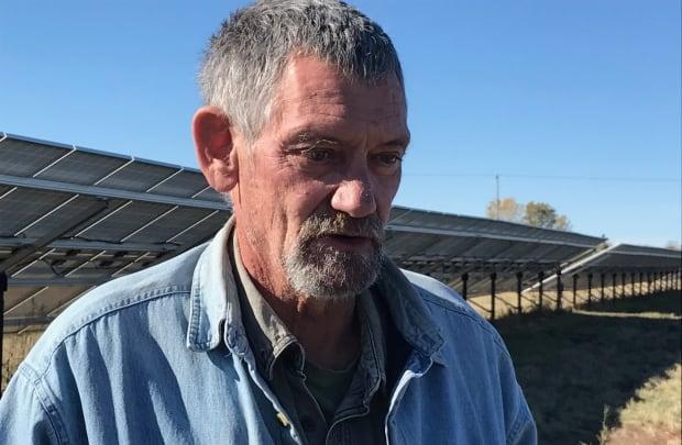 Bill Walton, president of 2B Green Solar Power