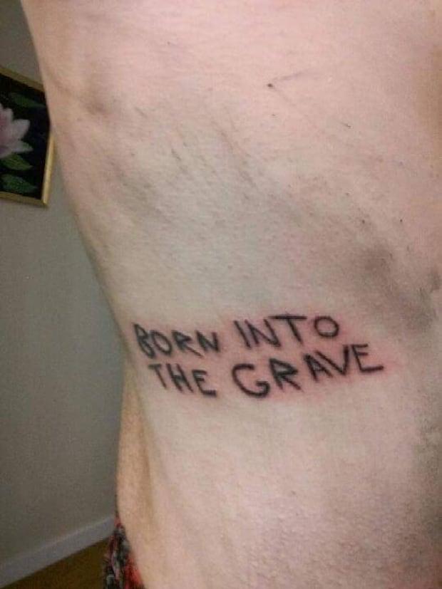 Logan Ring Tattoo