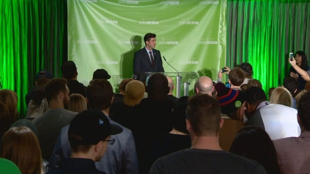 Don Iveson election night