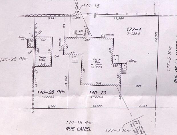 André Laniel house plan