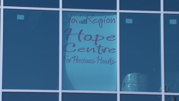 Hope Centre sign