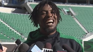 Roughriders pour water on Duron Carter Twitter firestorm