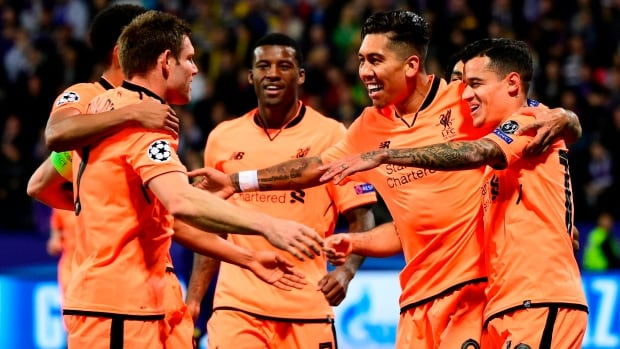 Liverpool's 7-0 win over Maribor on Tuesday is its biggest ever away win in Europe.