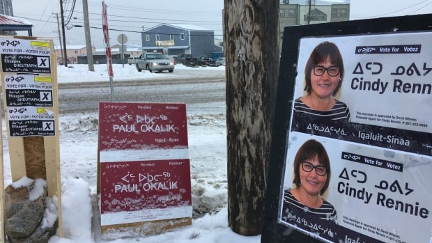 Four candidates are vying to be the MLA for Iqaluit-Sinaa this election. All of them are focusing on housing issues in their platforms.