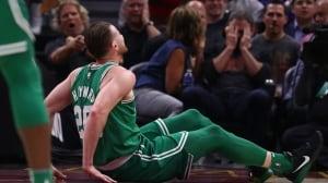 Celtics' Hayward suffers gruesome broken ankle vs. Cavs