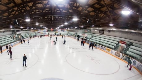 Fernie arena Facebook post
