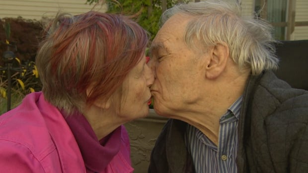 Jennifer Brown, 79, and husband Karl Froehr, 87, celebrated their 14th wedding anniversary together after spending nearly half their marriage apart.