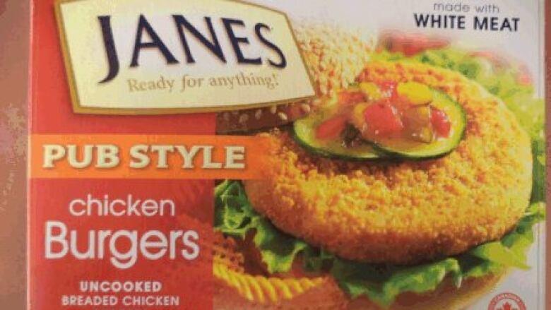2 Janes chicken products recalled due to salmonella