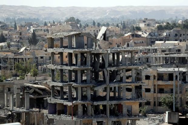 MIDEAST-CRISIS/SYRIA-RAQQA