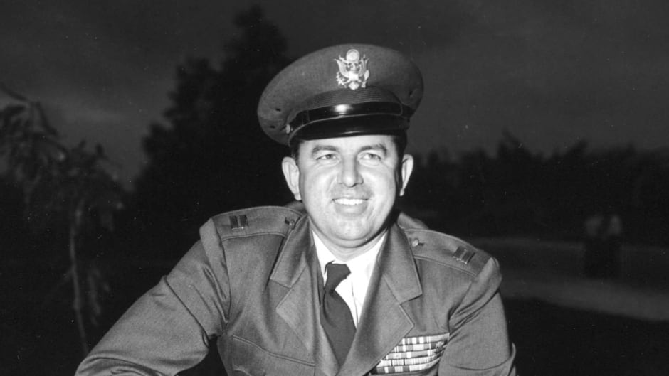 U.S. Air Force Major Donald Nichols was an intelligence agent for 11 years operating in Korea. Author Blaine Harden says he was a man with no 'moral underpinnings.'