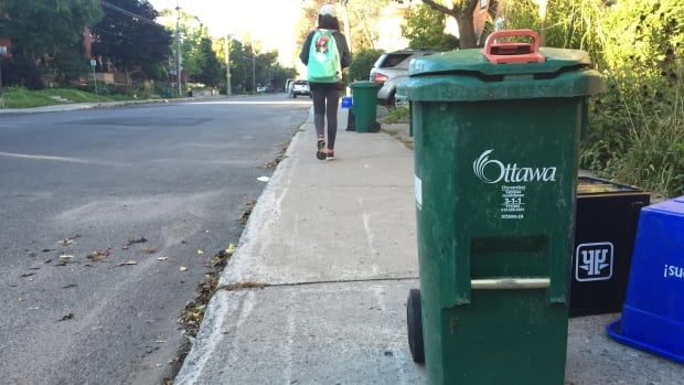 The city is expected to bring in a new strategy to increase recycling among residents to council early in 2018.