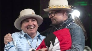 Gord Downie First Nations honour