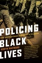 BOOK COVER: Policing Black Lives