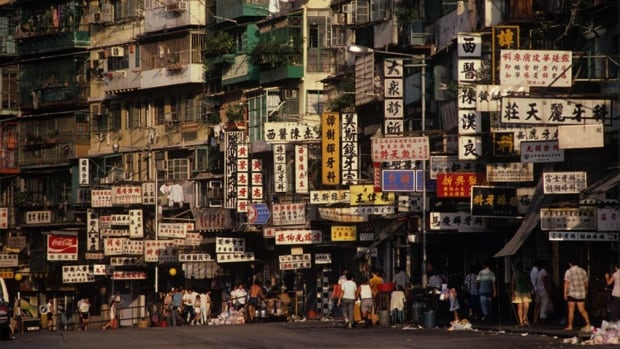 Ideas-Kowloon Walled City