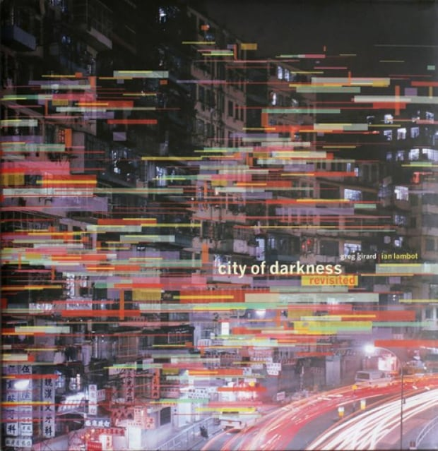 Kowloon-City of Darkness Book