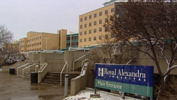 Royal Alexandra Hospital Edmonton