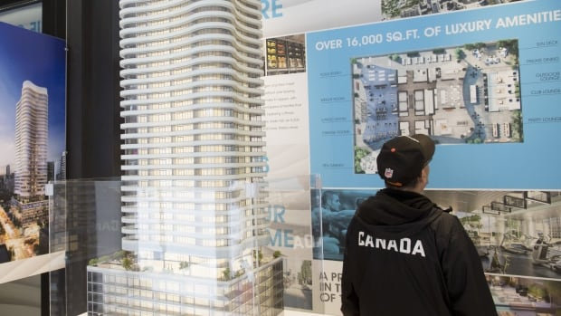 The CMHC stress tested itself against a variety of economic shocks, including one scenario that led to a 31 per cent decline in house prices.