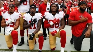 NFL stands pat, won't require players to stand for anthem
