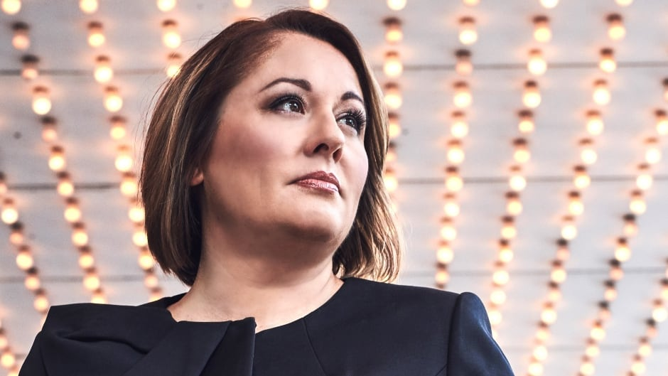 Rosemary Barton - one of four new hosts of The National - has a reputation for putting people on the hot seat. We turned the tables.