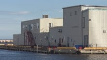 Grand Bank fish plant