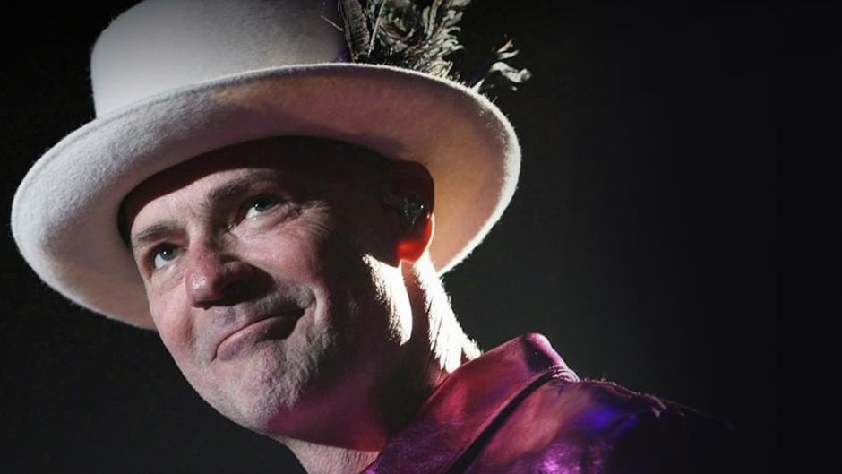 Legendary Canadian musician Gord Downie died this week at the age of 53. (CBC)