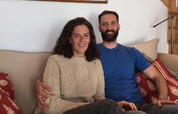 Julie and Erik Steffan