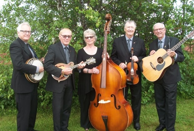 P.E.I. bluegrass band Dunromin
