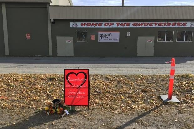Fernie Memorial Arena ammonia leak victims identified
