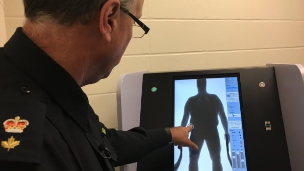 Calgary remand looks to beef up security with body scanner