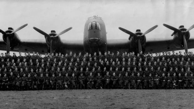 Crews of No. 662 Squadron including Canadians James Harrington Doe and Sherman Peabody had their bomber shot down in France in 1944.