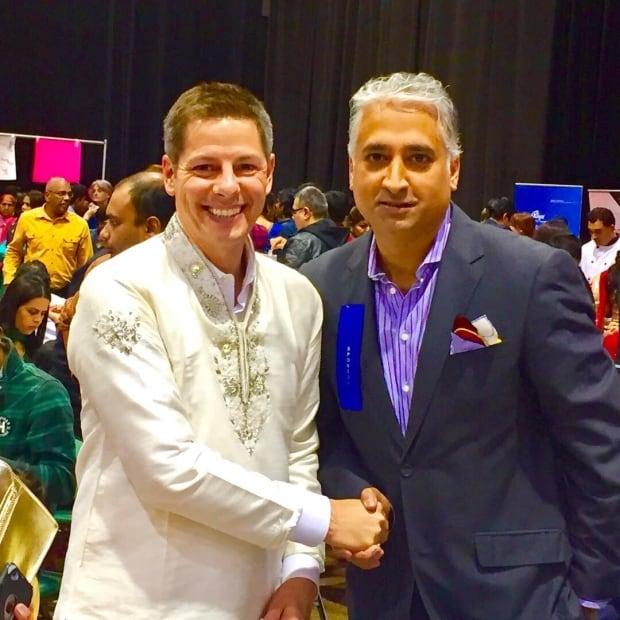 Brian Bowman and Ajay Chopra