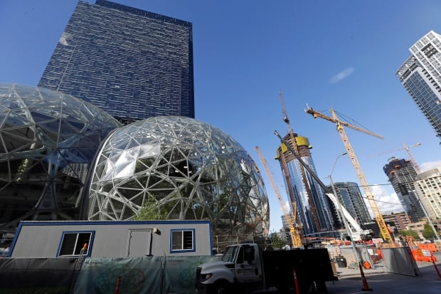 Amazon-New HQ-The Downside