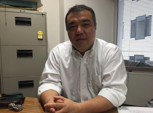 Political science professor Koichi Nakano
