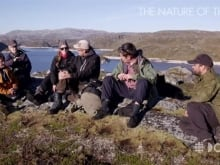 Secrets From The Ice web - Native People of Norway