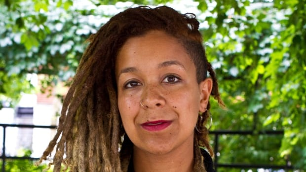Robyn Maynard, author of Policing Black Lives: State Violence in Canada from Slavery to the Present.