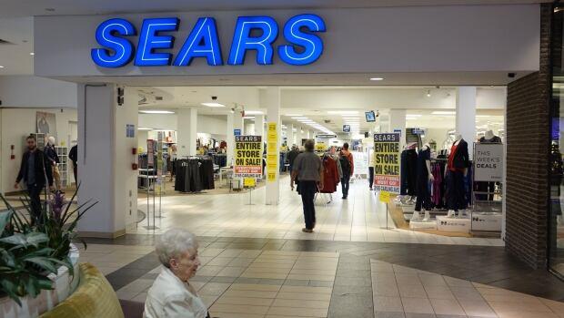 SEARS liquidation sale ottawa