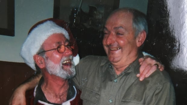 Summerside postal worker and respected community member Myles Birch, left, died in February at the age of 67. This year's annual food drive is being renamed in his honour.