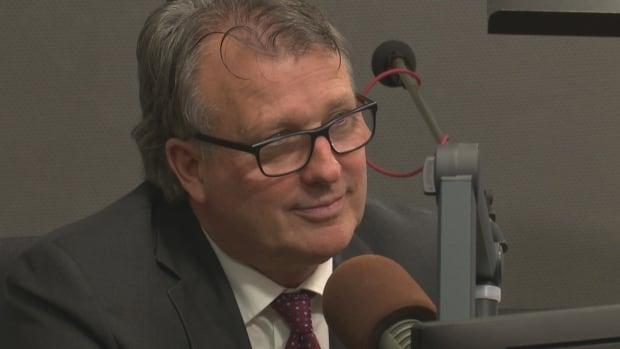 Doug Currie's resignation is effective Thursday.