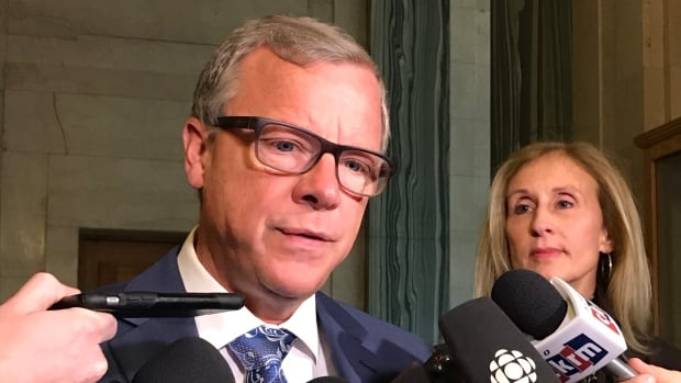 Premier Brad Wall said a reduction to the corporate income tax promised in the latest budget is no longer necessary — a position he said will be expanded upon during next week's throne speech.