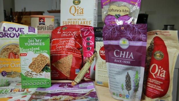 Marketplace takes a closer look at the hype behind three exotic 'superfoods' — coconut water, chia seeds and quinoa.