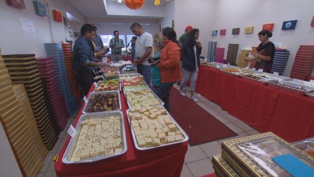Diwali brampton foods Ottawa 2017
