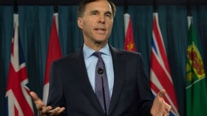 'I need to do more': Bill Morneau takes steps to calm ethics controversy