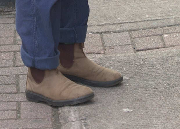 Blundstones on the street